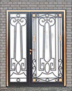 Bina Giriş Kapısı - 1360